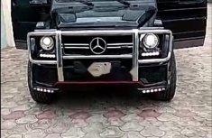 Naija Clean Used Mercedes-Benz G63 2010 Model