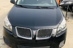Foreign Used Pontiac Vibe 2009 Model Black