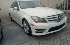 Very Clean Toks  Mercedes-Benz C250 2012 Model for sale