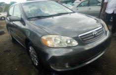 Toyota Corolla 2006 ₦2,900,000 for sale