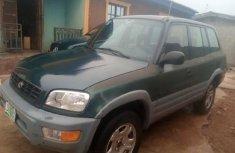 Nigeria Used Toyota RAV4 2000 Model Green