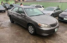 Registered; Nigerian Used 2003 Toyota Camry for sale
