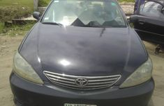 Nigeria Used Toyota Camry 2005 Model Gray