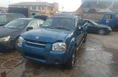 Very Clean Foreign Used Nissan Frontier 2004 Model for sale