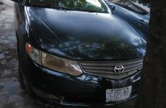 Nigeria Used Toyota Solara 2002 Model Black