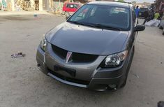 Direct Tokunbo 2004 Pontiac Vibe Accident Free