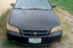 Clean Naija Used Honda Baby Boy 1998 Model