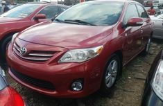 Direct Tokunbo 2011 Toyota Corolla for sale