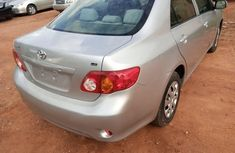 Very Clean Toks Toyota Corolla 2009 Model for sale