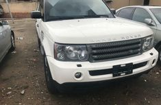 Foreign Used Land Rover Range Rover Sport 2009 Model White