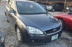 Nigeria Used Ford Focus 2008 Model Gray