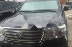 Nigeria Used Toyota Land Cruiser 2013 Model Black
