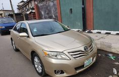Naija Used 2011 Toyota Camry XLE for sale