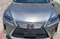 Foreign Used Lexus RX 2019 Model Gray