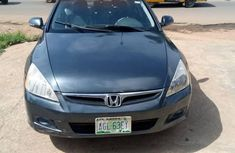 Locally Used 2006 Honda Accord for sale in Lagos.