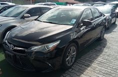Foreign Used Toyota Camry 2016 Model Black