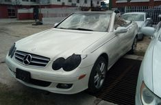 Foreign Used Mercedes-Benz CLK 2007 Model