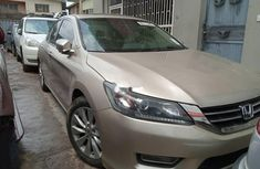 Foreign Used Honda Accord 2013 Model Silver