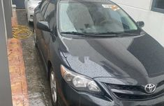 Very neat 2012 Toyota Corolla Sport edition for sale