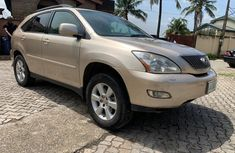 Clean Naija Used Lexus RX330 2005 Model