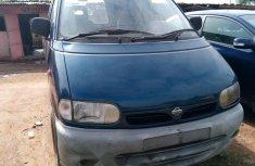 Foreign Used Nissan Vanette 2000 Model Blue
