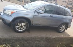 Nigeria Used Honda CR-V 2008 Model Blue