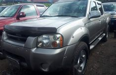 Foreign Used 2004 Grey Nissan Frontier for sale in Lagos.