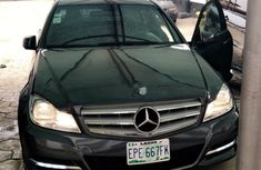 Foreign Used Mercedes-Benz C300 2012 Model Gray