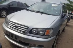 Foreign Used 1999 Silver Toyota Picnic for sale in Lagos.