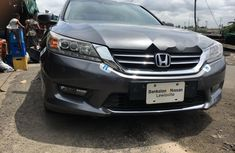 Foreign Used Honda Accord 2015 Model Gray