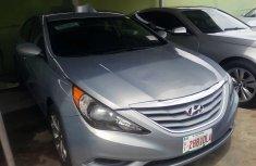 Foreign Used Hyundai Sonata 2013 Model Silver
