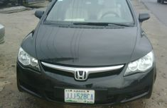 First Hand Nigerian Used Honda Civic 2007 Model
