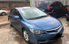 Very Clean Naija Used 2006 Honda Civic for sale