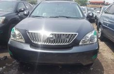 Foreign Used 2006 Dark Grey Lexus RX for sale in Lagos.