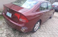 Naija Used Honda Civic 2007 Model for sale