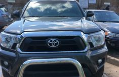 Foreign Used Toyota Tacoma 2014 Model Gray