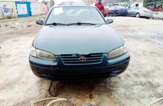 Foreign Used Toyota Camry 1999 Model Green