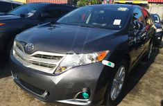 Foreign Used Toyota Venza 2011 Model Gray