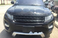 Naija Used Land Rover Range Rover Evoque 2013 Model