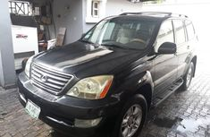 Well Maintained Lexus GX470 2006 Model Nigerian Used
