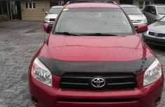 Very Clean 2006 Foreign Used Toyota RAV4