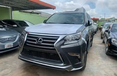 Foreign Used Lexus GX 2019 Model Gray