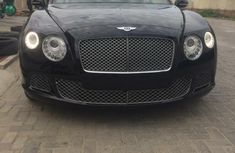 Foreign Used Bentley Continental 2012 Model White