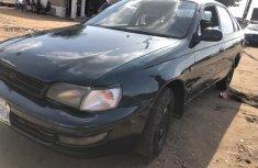 Nigeria Used Toyota Carina 1998 Model Black