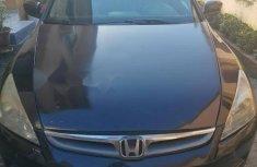 Naija Used 2007 Honda Accord for sale