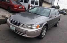 Nigeria Used Toyota Camry 2001 Model Silver