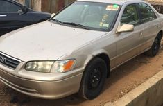 Foreign Used Toyota Camry 2001 Model Gold