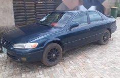 Nigeria Used Toyota Camry 2000 Model Blue
