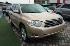 Foreign Used 2010 Toyota Highlander for sale