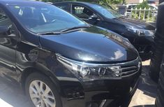 Naija Used Toyota Corolla 2014 Model